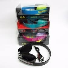 auriculares con cable only