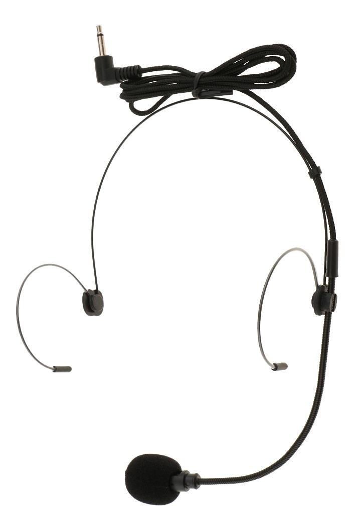 Negro 3 Pin MagiDeal Doble Conector de Auriculares con Cable para Auriculares Diadema con Micr/ófono Negro