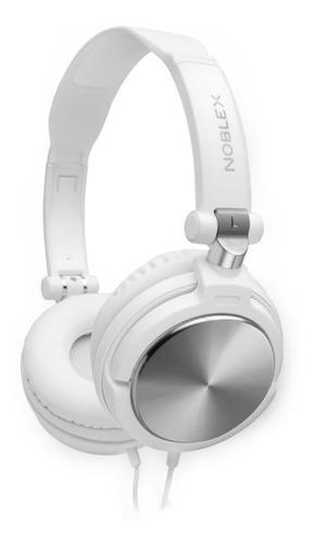 auriculares con microfono noblex hp97ws
