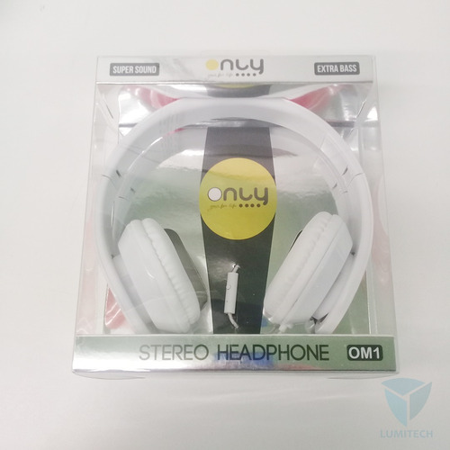 auriculares con vincha - om1 - only