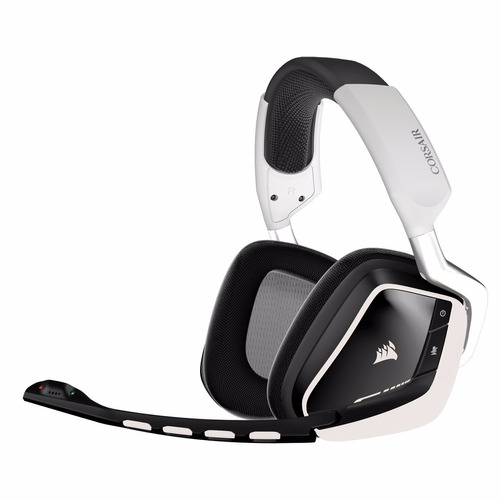 auriculares corsair void, dolby 7.1 rgb  gaming, micrófono a
