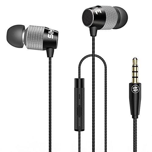 auriculares de alta calidad con carcasa de
