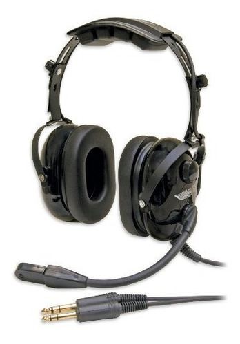 auriculares de aviación asa hs-1