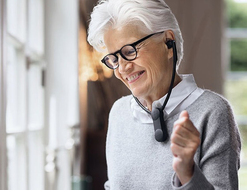 auriculares de ayuda auditiva set 860 sennheiser