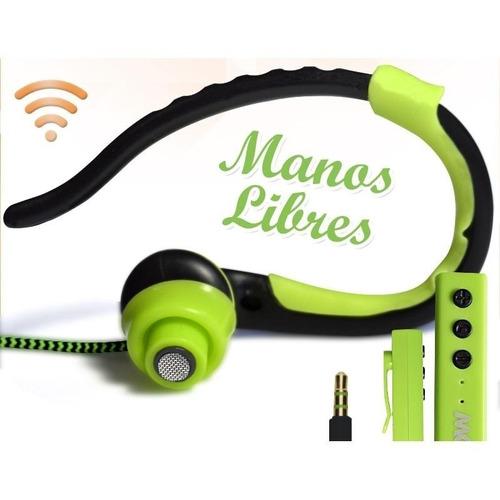 auriculares deportivos bluetooth manos libres microfon fotos