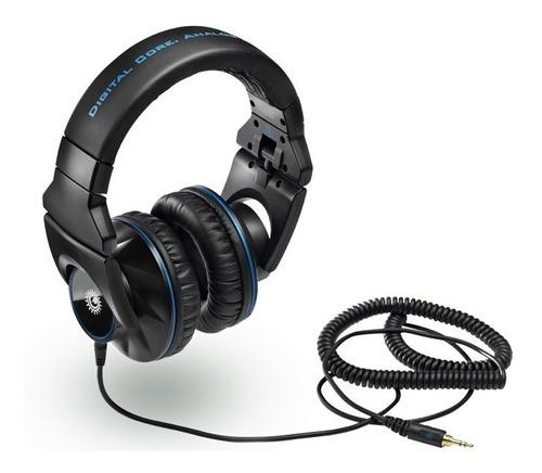 auriculares dj hercules m1001 exc produccion estudio monitor