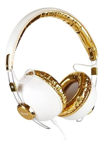 auriculares dj profesionales idance hipster 703 vintage mic