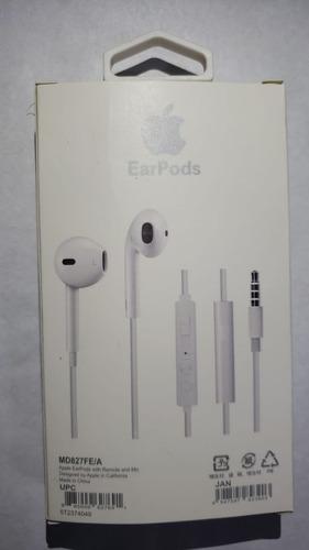 auriculares earpods deportivos iphone samsung lote mayorista