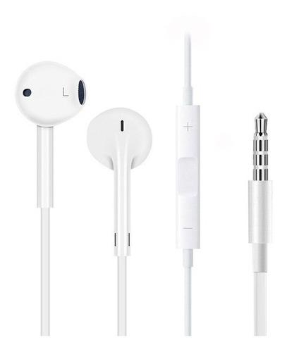 auriculares  earpods   iphone 4, 5, 6, 6s etc.