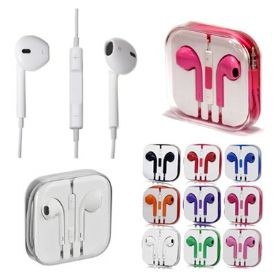 aae64cc5347 AURICULARES CASCOS 100%COMPATIBLE para IPHONE 4 5 6 plus con ...