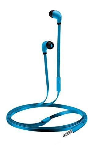 auriculares ergonómicoscoby cve-100-blu mini auriculares ..