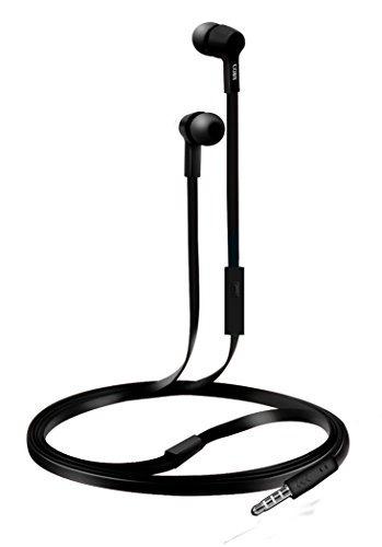 auriculares ergonómicoscoby cve-111-blk auriculares estér..
