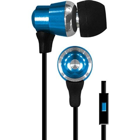 auriculares ergonómicoscoby cve-128-blu auriculares ester..
