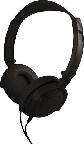 auriculares ergonómicos,coby cvh-807-blk 2 en 1 amplific..