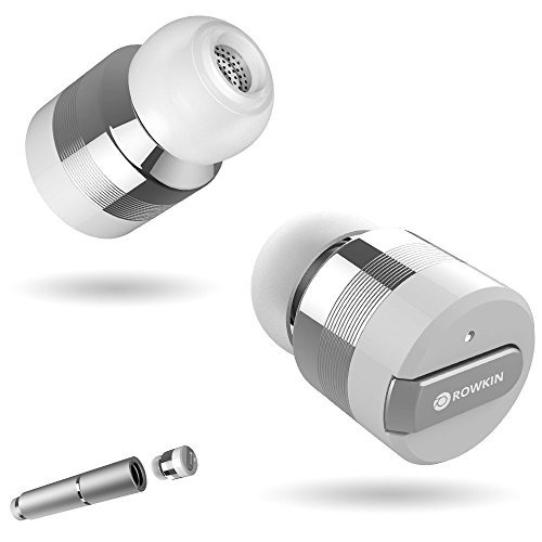 auriculares estéreo bluetooth de rowkin bit, auriculares in