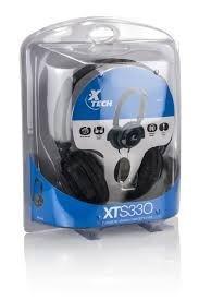 auriculares estéreo plegable | 3.5mm  xts-330