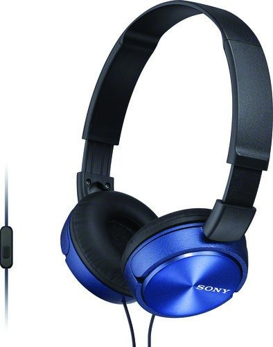auriculares estéreo venda serie zx mdr-zx310ap / l sony