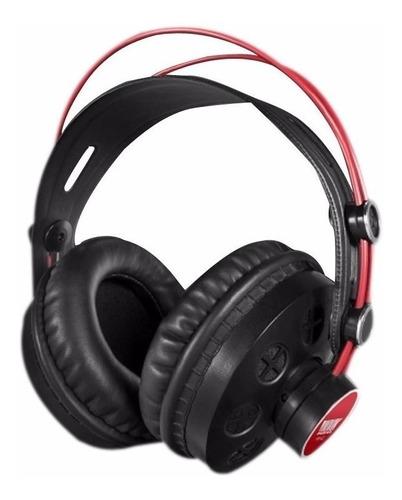 auriculares estudio novik neo hnk402 monitoreo gamer