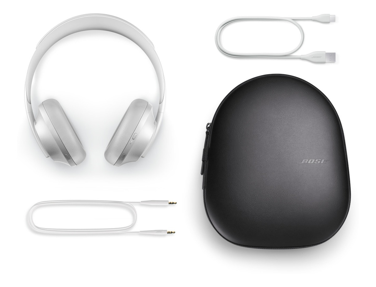 Audifonos Bose Noise Cancelling Headphones 700 Silver Luxe