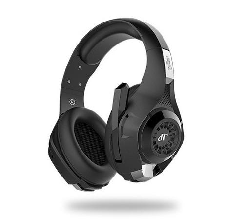 auriculares gamer con microfono para ps4 fortnite negro