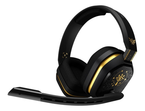 auriculares gamer logitech astro a10 zelda ps4 xbox one pce