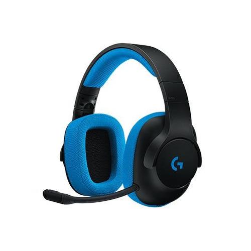 auriculares gamer logitech g233 headset