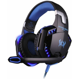 Auriculares Gamer Pc Ps4 7.1 Usb Led Extra Graves Bass ®
