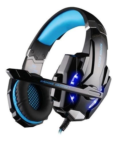 auriculares gamer pc ps4 g9000 7.1 con micrófono g9000 - garantía gamer24hs