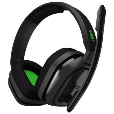auriculares gaming logitech astro a10 para xbox one