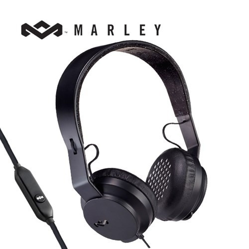 auriculares house of marley rebel roar on ear navy