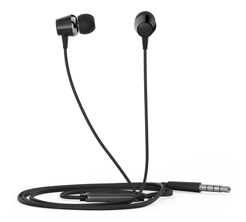 auriculares hp dhe-7000 in ear con mic y control de volumen