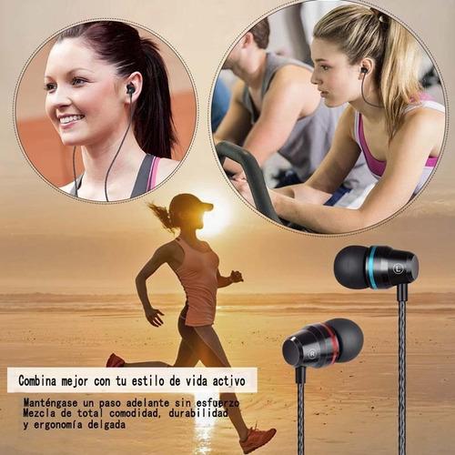 auriculares hyiear cableados conector 3.5 mm alta fidelidad