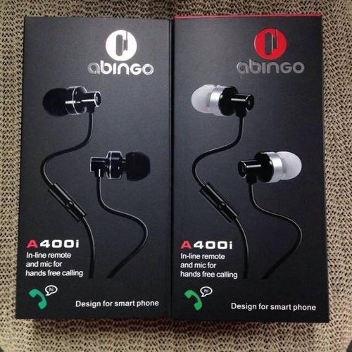 auriculares in ear con microfono manos libres
