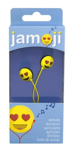 auriculares in ear jam audio emoji jamoji micrófono