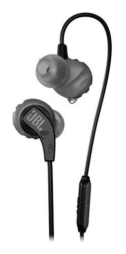 auriculares in ear jbl endurance run black