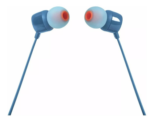 auriculares in ear jbl tune 110 one button