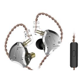 Auriculares In Ear Kz Zs10 Pro Monitoreo 5 Vias Nuevo Modelo