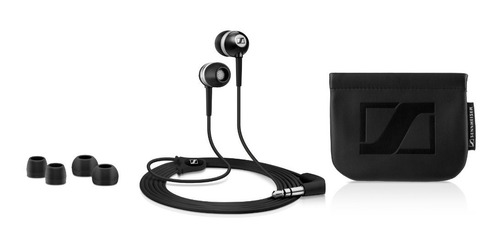 auriculares in ear sennheiser cx 300 ii iphone - android