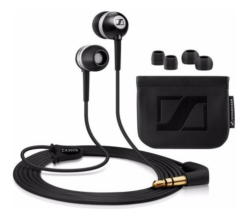 auriculares in ear sennheiser cx 300 ii open box