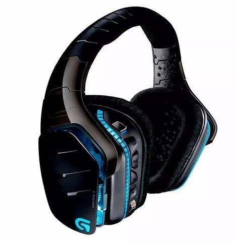 auriculares inalambrico logitech g933 7.1 mic
