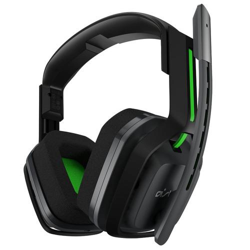 auriculares inalámbricos astro gaming a20 black green xbox