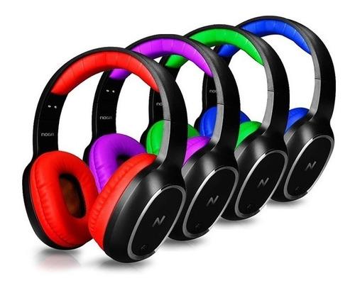 auriculares inalambricos bluetooth manos libres noga bt-469