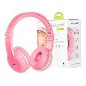 Auriculares Inalambricos Bluetooth Para Niños Buddyphones Pl