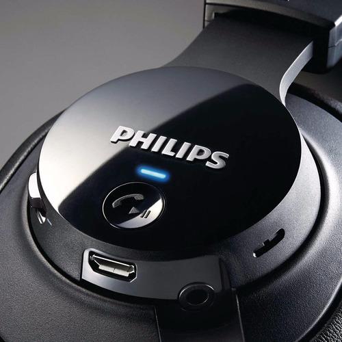 auriculares inalambricos bluetooth philips shb7150 microfono