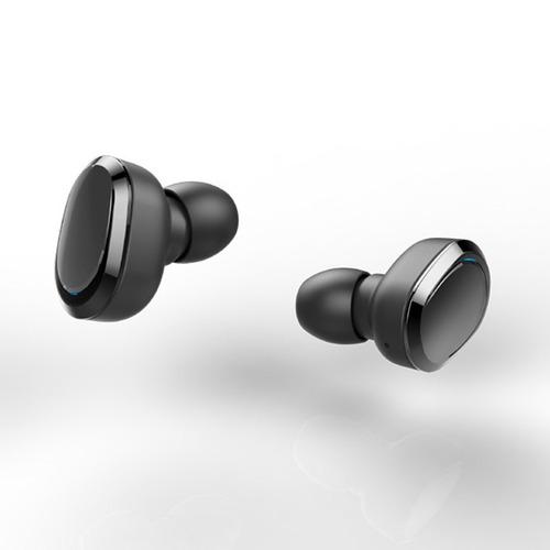 auriculares inalambricos bluetooth t12 negros