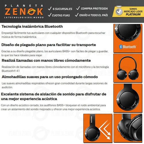 auriculares inalambricos bluetooth vincha musica bass mic celular