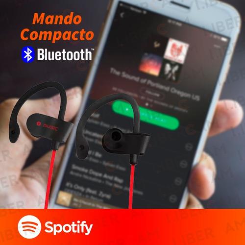 auriculares inalámbricos celular bluetooth stereo microfono