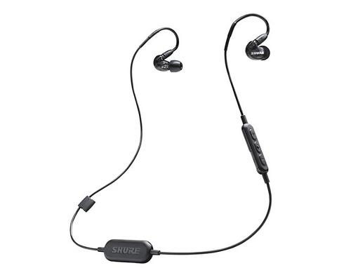 auriculares inalámbricos con aislamiento de sonido shure