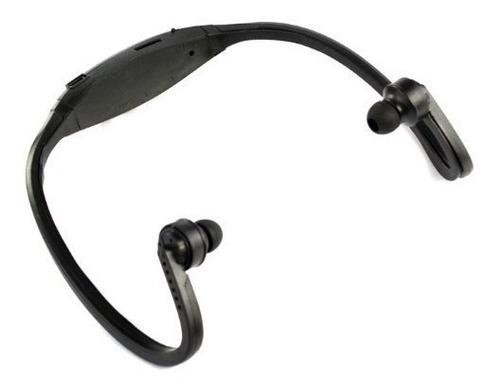auriculares inalámbricos deportivos aobiny music reproductor