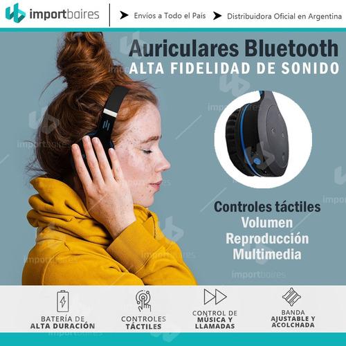 auriculares inalambricos deportivos vincha eurocase + envio